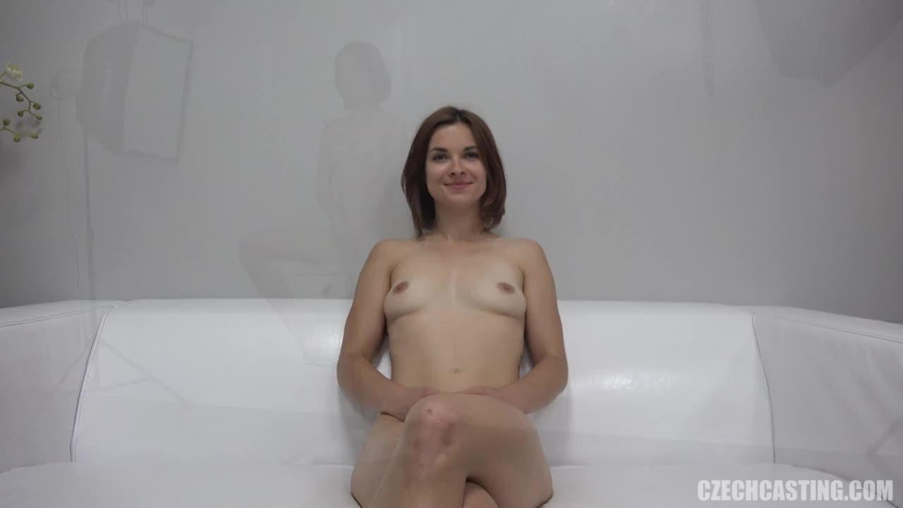 live porn casting lucie