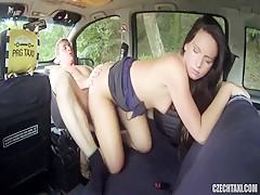 Смотреть порно czech taxi онлайн