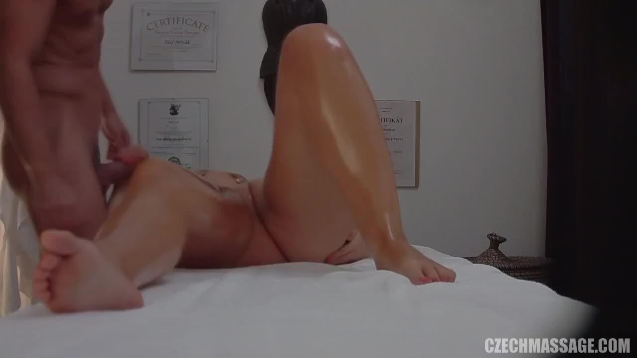 Amateur Czech Massage Porn