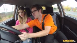 Fake Driving School - Stella Cox