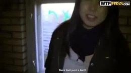 Asian Czech Girl Fucked