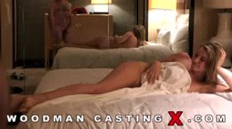 Woodman casting x has new girl for banging