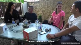 Czech Wife Swap 9 Part 1