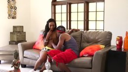 Black Babysitters - Chanell Heart