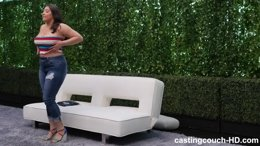 (CastingCouch-HD.com) Allyana - Two BBC For Thick Girl