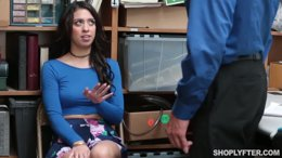 Shoplyfter Taylor May
